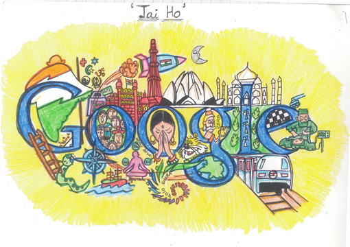 Google Doodle Contest – My India