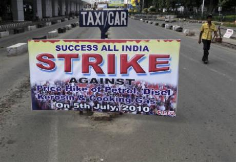 The Name is Bandh. Bharat Bandh.