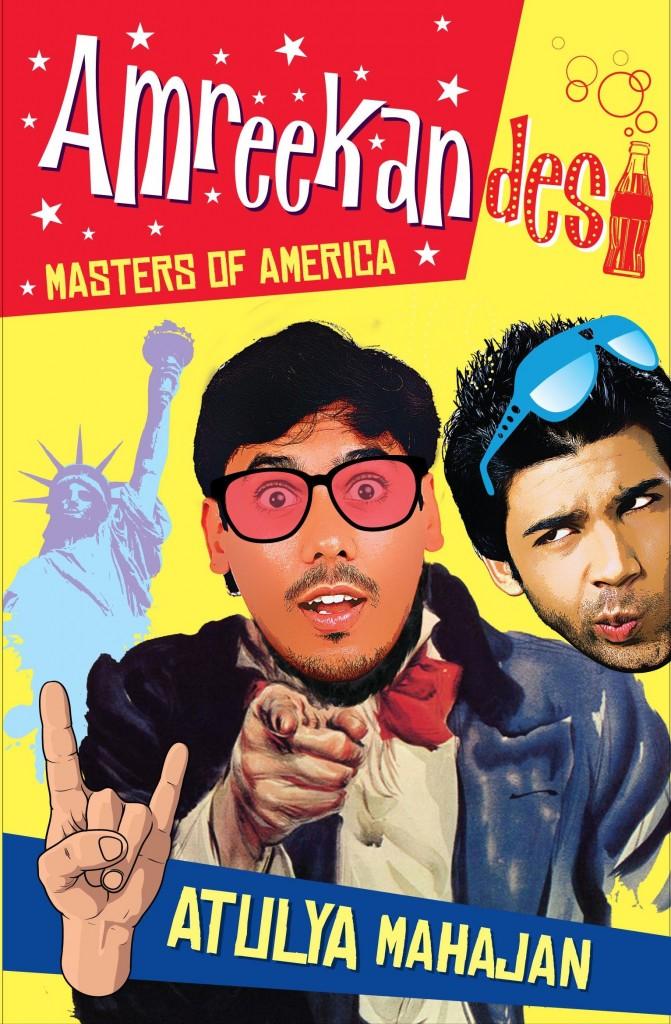 Amreekandesi – Masters of America