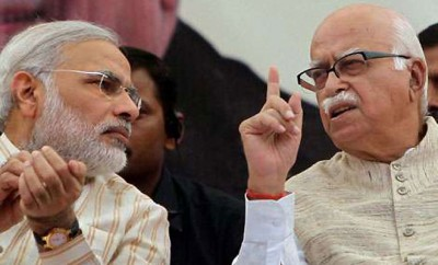 Open Letter to Advani ji