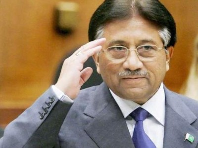 Open Letter to Musharraf ji